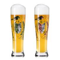 Weizenbierglas Brauchzeit II (2er-Set)
