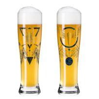 Weizenbierglas Brauchzeit III (2er-Set)