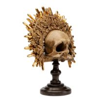 Deko Objekt King Skull