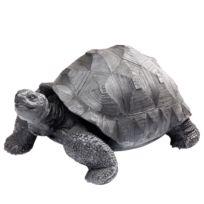 Deko Figur Turtle Schwarz Medium