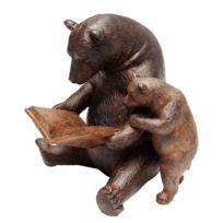 Sierobject Reading Bears
