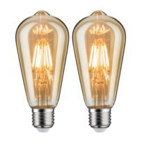 LED-lamp Dendera (set van 2)