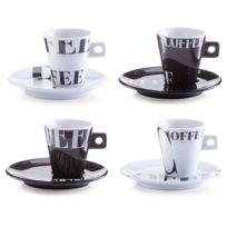 Set à expresso Coffee Style (8 éléments)