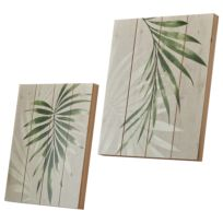 Bild Peaceful Palm (2-teilig)