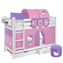Hochbett Jelle Hello Kitty