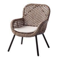 Chaise Hawea (avec coussin d'assise)