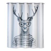 Douchegordijn Mr. Deer Flex