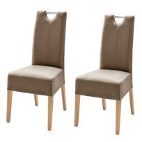 Chaises Lenya (lot de 2)