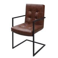 Chaise cantilever
