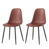 Chaises Iskmo IV (lot de 2)