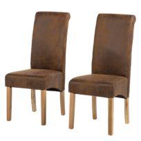 Gestoffeerde stoelen Nello III