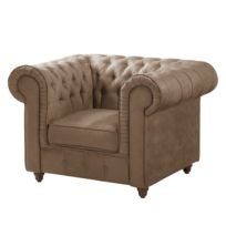 Fauteuil Chesterfield Pintano