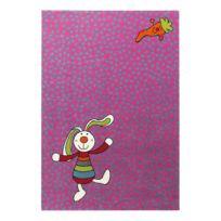 Tapis pour enfant Rainbow Rabbit