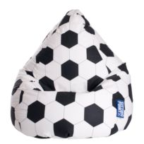 Pouf a sacco Bean Bag Fussball