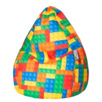 Sitzsack BeanBag Bricks L