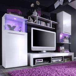 Wohnwände Schrankwand Anbauwand Jetzt Online Kaufen Home24