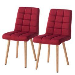 Sedie Imbottite Per Sala Da Pranzo.Sedie Imbottite Eleganti Sedie Imbottite Per Sala Home24