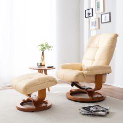 Relaxstoel Met Hocker.Relaxstoelen Relaxfauteuils Online Kopen Home24 Be