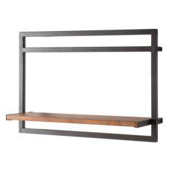 Boekenkast Open Industrieel.Wandrekken Open Kasten Planken Online Bestellen Home24 Nl