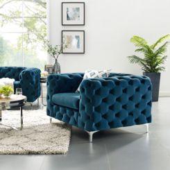 Chesterfield Sessel Englische Sessel Für Dein Wohnzimmer Home24