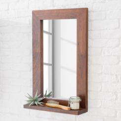 Badspiegel Mit Ablage Und Licht.Badspiegel Badezimmerspiegel Online Kaufen Home24
