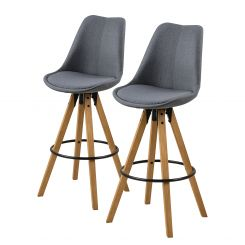 Barkruk Set Met Tafel.Barkrukken Barstoelen Nu Online Shopen Home24 Nl