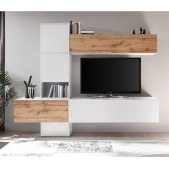 Meubles Tv Muraux Meuble Design Pas Cher Home24 Fr
