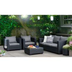 Salons bas de jardin | Commandez votre ensemble lounge ici | home24.fr