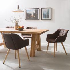 Poltroncine sala da pranzo | Tante poltroncine online | home24