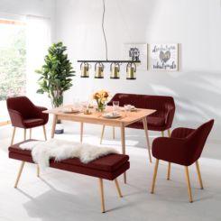 Fauteuils De Salle A Manger Meuble Design Pas Cher Home24 Be