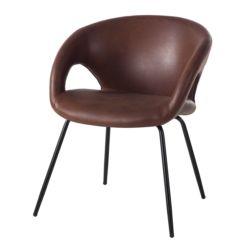 Chaises Avec Accoudoirs Meuble Design Pas Cher Home24 Be
