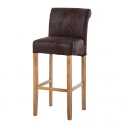 Komfortable Barhocker mit Lehne jetzt online kaufen | home24
