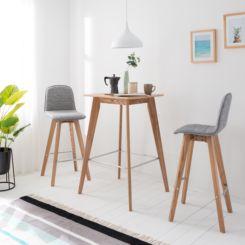 Bartische Für Küche | Bartische Tische Fur Deine Hausbar Online Kaufen Home24