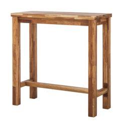 Tavoli Pieghevoli Allungabili Configurazione Variabile.Tavoli In Legno Massello Naturali E Robusti Home24