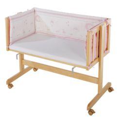 403c13c960a607 Im roba Babybett schläft Dein Baby sicher und bequem.