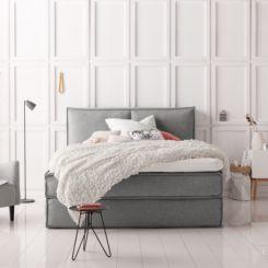 boxspring bett 2x2m latest mein welcon rockstar freizeit bettlaken with boxspring bett 2x2m. Black Bedroom Furniture Sets. Home Design Ideas