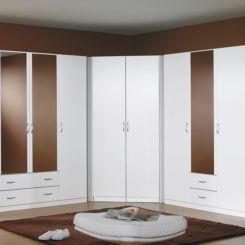 Eckkleiderschränke | Eckschränke für Schlafzimmer kaufen | home24