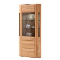 Hoek Vitrinekast Glas.Hoekvitrinekasten Vitrinekast In Hoek Online Shop Home24 Nl