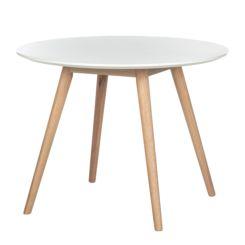 halbrunder tisch wei simple halbrunder wandtisch massivholz mit klappe in wei tische landhaus. Black Bedroom Furniture Sets. Home Design Ideas