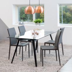 Esstisch glas rund  Esstische Glas | Glastische fürs Esszimmer online kaufen | home24
