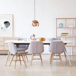 Esszimmermöbel kaufen im skandinavischen Stil - Fashion For Home