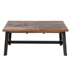 Hardhouten Uitschuifbare Eettafel.Massief Houten Eettafels Bestel Nu Online Home24 Nl