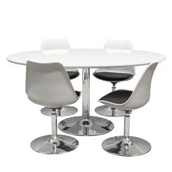 Runde Esstische | Runde Tische fürs Esszimmer | home24