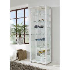Vitrinekasten Glas Tweedehands.Glazen Vitrinekasten Verzamel Vitrinekasten Shop Home24 Nl