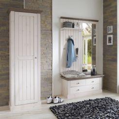 Moderne Garderobenschränke garderobenschränke dielenschränke mit ohne spiegel home24