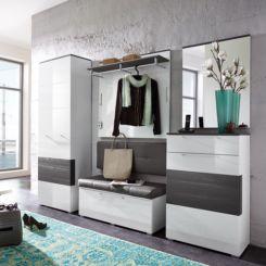 Garderobenmöbel Set.Garderoben Sets Bequem Dein Flurmöbel Set Online Kaufen