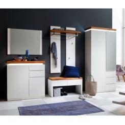 Garderobenbänke   Garderobe mit Bank für Komfort im Flur   home24