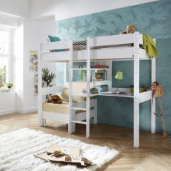 Ausgefallene Hochbetten kinderhochbetten hochbett mit treppe kaufen home24