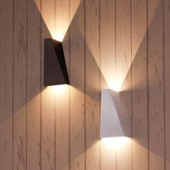LED Wandleuchte Mandapam