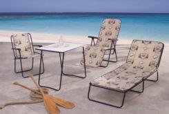 Sedie A Sdraio Palermo : Sedie da giardino in legno o metallo home